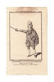 John Palmer As Warwick in Henry VI, Part 3 Giclee Print by J. Parkinson