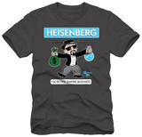 Breaking Bad - Heisenberg Monopoly T-Shirt