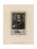 John Both (1610-1650), Flemish Landscape Artist Giclee Print by  Willers
