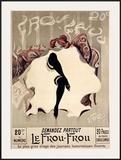 Le Frou-Frou Framed Giclee Print
