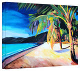 'Magen's Bay St.Thomas Virgin Islands' Gallery-Wrapped Canvas Stretched Canvas Print by Markus Bleichner
