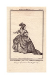 Mrs. Isabella Mattocks As Princess Catherine in Henry V Giclee Print by James Roberts