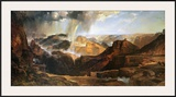 The Chasm of the Colorado Posters by Thomas Moran