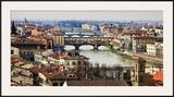Ponte Vecchio, Florence Prints by Vadim Ratsenskiy