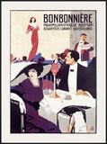Bonbonniere Framed Giclee Print by Ludwig Lutz Ehrenberger
