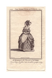 Mary Bulkley As Mrs. Ford in the Merry Wives of Windsor Giclee Print by James Roberts