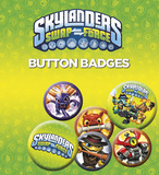 Skylanders Swapforce - Starter Badge Pack Badge