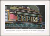 Empire Posters by Robert Cottingham