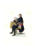 Guillemardet, Ambassador of the French Republic, France, 18th Century Giclee Print by Edmond Lechevallier-Chevignard