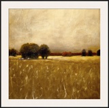 Ridge Field Prints by Gretchen Hess