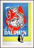 Les Vins Dauphin Posters by  Tilyjac