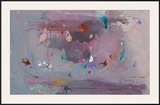 Grey Fireworks, 2000 Art by Helen Frankenthaler