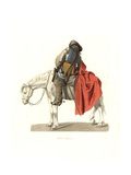 French Cavalry in the Reign of Louis XIII, 17th Century Giclee Print by Edmond Lechevallier-Chevignard