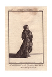 Thomas Sheridan As Brutus in Julius Caesar Giclee Print by James Roberts