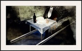 Dine on the L.N.E.R. Framed Giclee Print by Alexander Alexeieff