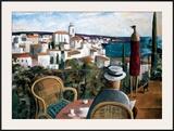 Chez mon Ami Posters by Didier Lourenco