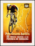 Pena Ciclista Framed Giclee Print by Donat Gouri