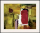 In Harmony Framed Giclee Print by Nancy Ortenstone