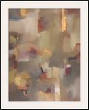 Drama of Dusk Framed Giclee Print by Nancy Ortenstone