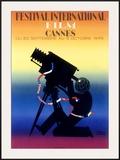 Cannes Film Festival, c.1946 Framed Giclee Print