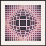Untitled Prints by Victor Vasarely