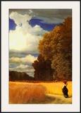 The Harvest Prints by Robert Zund