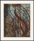Gust Framed Giclee Print by Mick Gronek