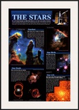 Hubble - The Stars Chart - ©Spaceshots Posters