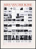 Planned and Unfinished Buildings Posters by Mies Van Der Rohe
