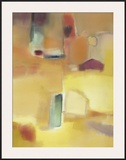 In a Mellow Mood Framed Giclee Print by Nancy Ortenstone