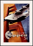Clipper 314 Posters by Michael L. Kungl