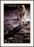 Walk on the Moon - Apollo Prints