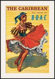 Caribbean Posters by  Ayes