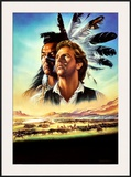 Dances with Wolves Art by Renato Casaro