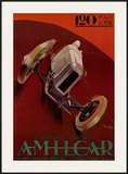 Amilcar Posters by Geo Ham