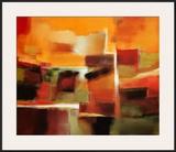 Repose Prints by Nancy Ortenstone