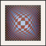 Untitled Art by Victor Vasarely