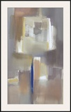 Quiet Composition Framed Giclee Print by Nancy Ortenstone