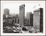 The Flatiron Building, New York City, c.1916 Posters