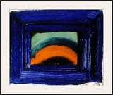 Venetian Glass, 1989 Poster by Howard Hodgkin