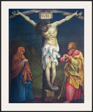 The Crucifixion Prints by Matthias Gruenewald
