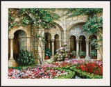 Cloister Grande Prints by Roger Duvall
