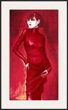 Bildnis der Tänzerin Anita Berber, c.1925 Poster by Otto Dix