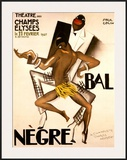 Bal Negre Prints by Paul Colin