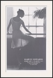 Dancer by the Window Poster by Harvey Edwards