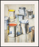 Chicago International Art Exposition Art by Wayne Thiebaud