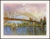 Sydney Harbour Prints by Michael Longo
