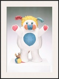 Popples Prints by Jeff Koons