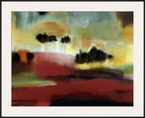 Standing in the Light Framed Giclee Print by Nancy Ortenstone
