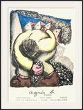 AgnËs B Paris Posters by Jean-charles Blais